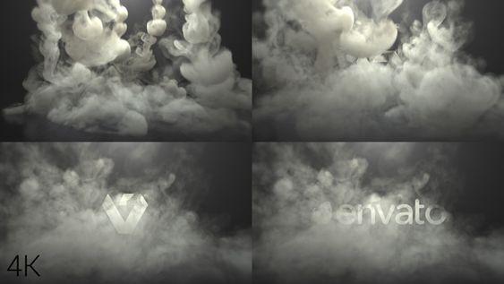 Smoke Logo - Premiere Pro - 2