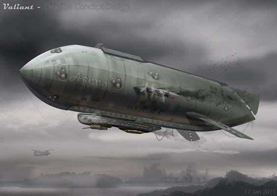 airship concept design 2
