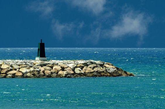 Desde playa de la Fontanilla. Marbella