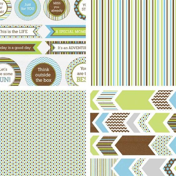 Lime & Chocolate Fusion Collection