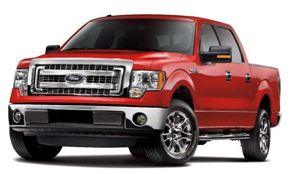 Ford dealers stockpile F-150 pickups, fearing shortages during model change next year