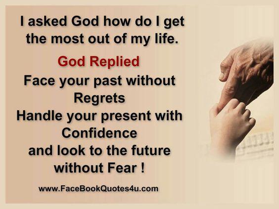 God replied-angel anael