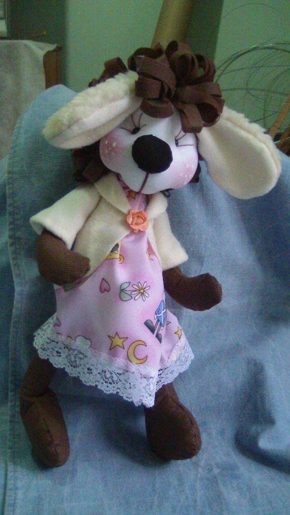 Muñecos Soft...ovejita facil 1/2 subtitulado...proyecto 90