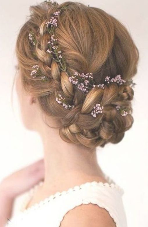 Wedding Hairstyles Thin Long Up Dos 56 Ideas For 2019 Hochzeitsfrisuren Brautfrisur Haare Hochzeit