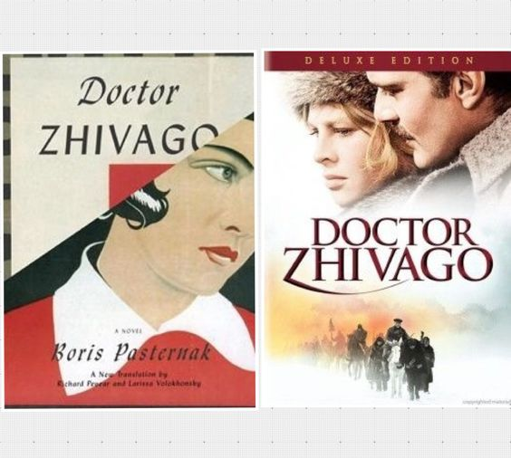 Doctor Zhivago-exploration of the Russian revolution and a love story