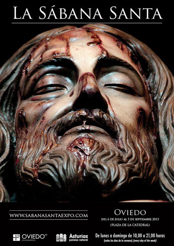 Oviedo De Pasión: El Hombre de la Sábana Santa