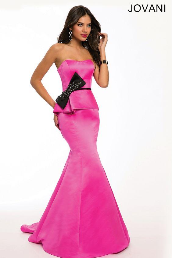 Jovani Style 93430 http://www.jovani.com/pink-dresses | Wedding ...