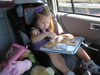 Summer Travel with Toddlers {The Activity Mom}
