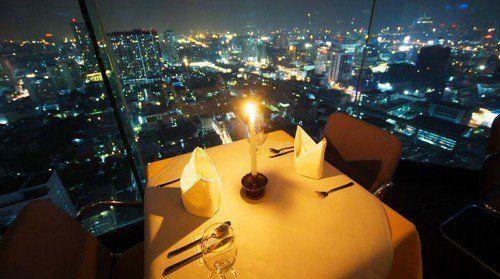 Baiyoke Sky Buffet Restaurant