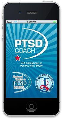 Awesome informational app for PTSD