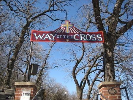 Way of the Cross, New Ulm, MN