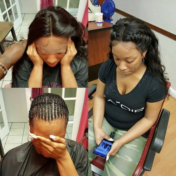 Brazilian Natural Hair : natural hairline natural look. big on sale now.