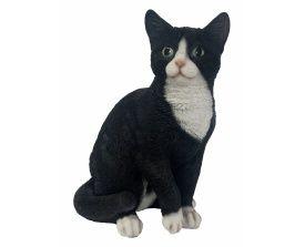 Gato Negro/Blanco