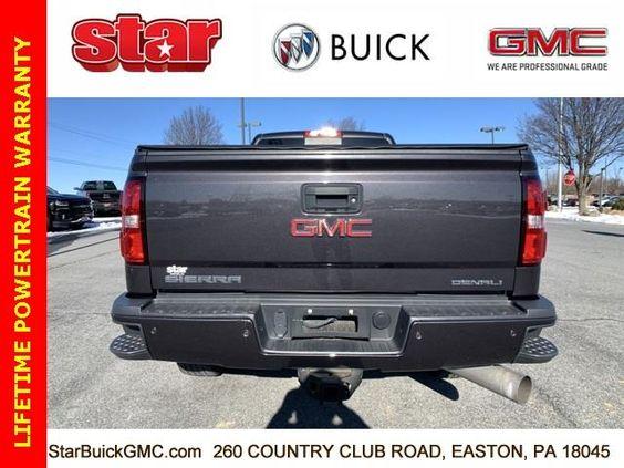 2015 Gmc Sierra 2500hd Denali Gmc Sierra 2500hd Buick