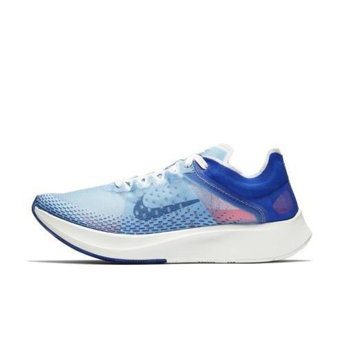 Zoom Fly SP Fast Hardloopschoen voor dames - Blauw | Nike ...