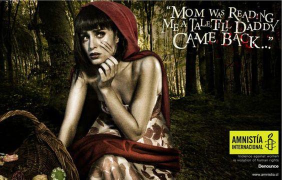 Amnesty International - Contre la maltraitance des enfants (Grey Canada)