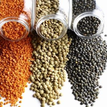 Health Benefits of Lentils:  1. Lower Cholesterol  2. Heart Health  3. Digestive Health  4. Stabilized blood sugar  5. Good protein  6. Increased energy