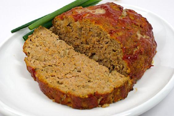 Turkey Meatloaf http://dairymaiddairy.com/turkey-meatloaf/