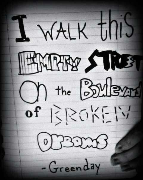 Review: Green Day - Boulevard of Broken Dreams?
