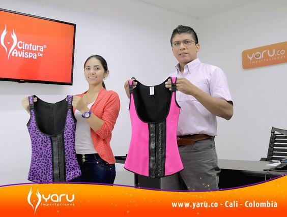 YARU Fabrica Fajas en Cali Colombia