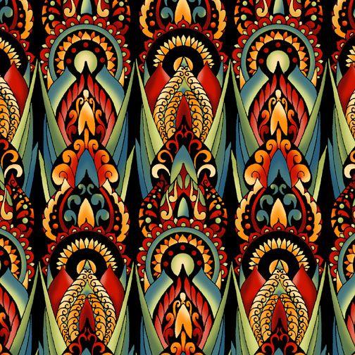 Deco fabrics and the beginning on pinterest - Deco fabriek ...