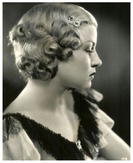 hair style 1930 1930 s hairstyle hair styles and more 4746
