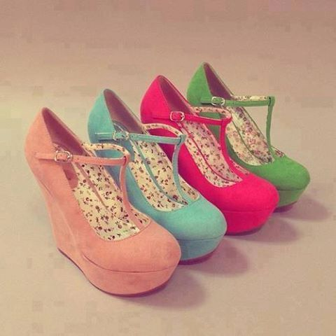 perfect mary jane shoes!