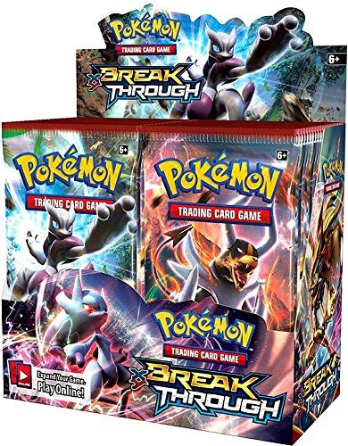 Amazoncom Krookodile EX Box Pokemon Trading Card Game Toys