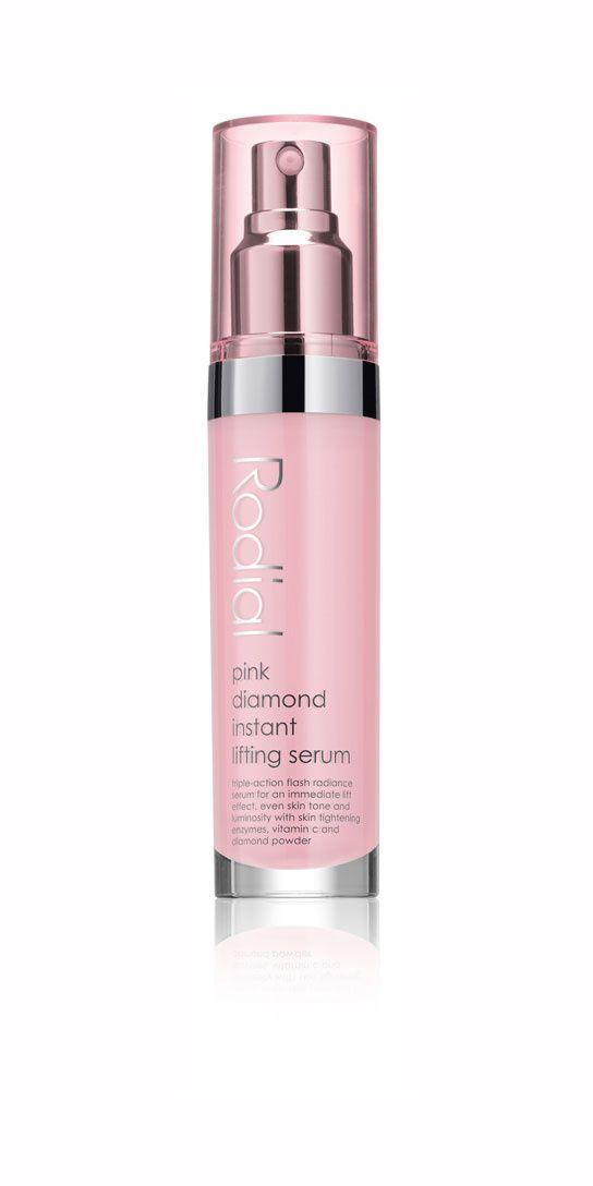 Pink Diamond Instant Lifting Serum, de Rodial