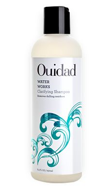 Water Works Clarifying Shampoo is formulated with gentle yet deep cleansing fruit acids to rid hair of salt water residue, chlorine and the minerals from hard water that make it coarse, dry, and unmanageable.