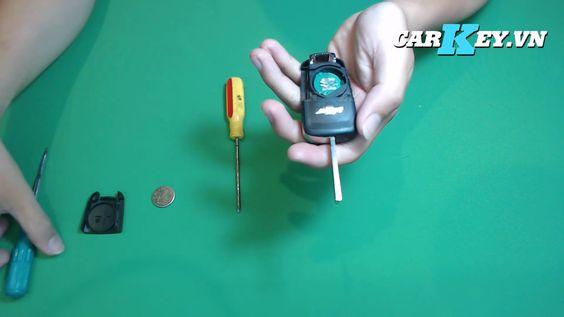 Chìa khóa ô tô Chevrolet Cruze