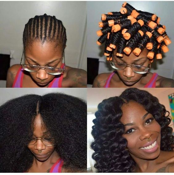 Quick Crochet Hair : Crochet Hair Pinterest Marley braids, Pictures of and U want
