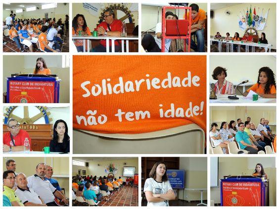 SOCIAIS CULTURAIS E ETC.  BOANERGES GONÇALVES: Reunião Conjunta do Interact Indaiatuba