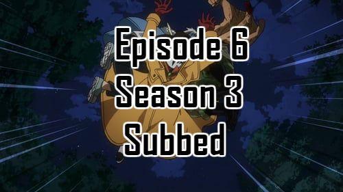 My Hero Academia Season 3 Episode 6 English Subbed My Hero