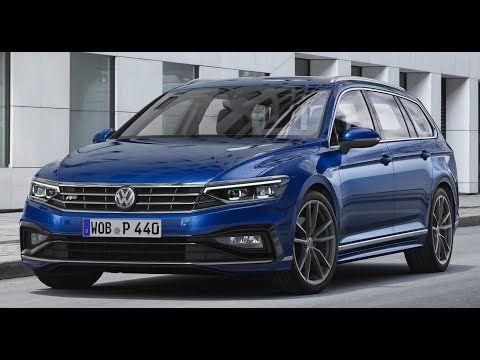 Europe S 2020 Vw Passat Facelift Debuts With Updated Styling And Autonomous Tech Vw Passat Volkswagen Volkswagen Passat