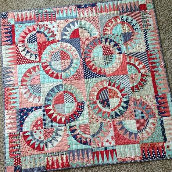 Amazing Quilts: Karen Stone Pattern