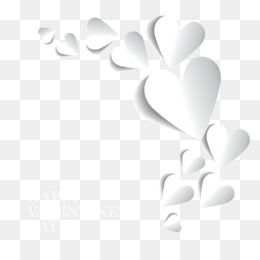 Heart Png Heart Transparent Clipart Free Download Golden Sun White Pattern Love Cloud Heart Transparent Background Dec 3d Heart Heart Border Stereoscopic