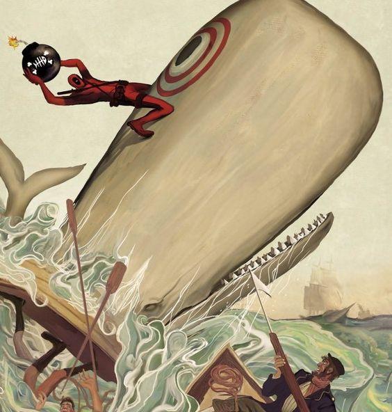 Deadpool: arquitectura de un antihéroe