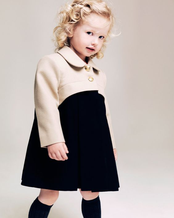 little girls fashion for 2014 | 2013-2014 Beautiful Coats for ...