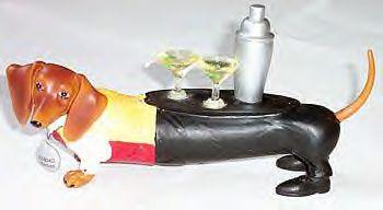 Hot Diggity Dog Martini Doxie