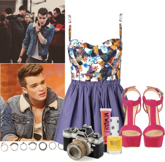 """""""Josh ♥"""" by patricia-1d ❤ liked on Polyvore"""