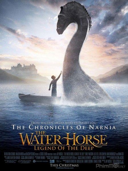 Phim Quái vật hồ Loch Ness