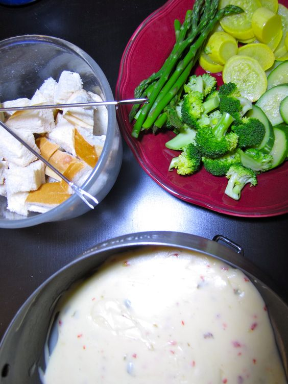 and more fondue jack o connell spicy yellow kitchens pepper jack ...