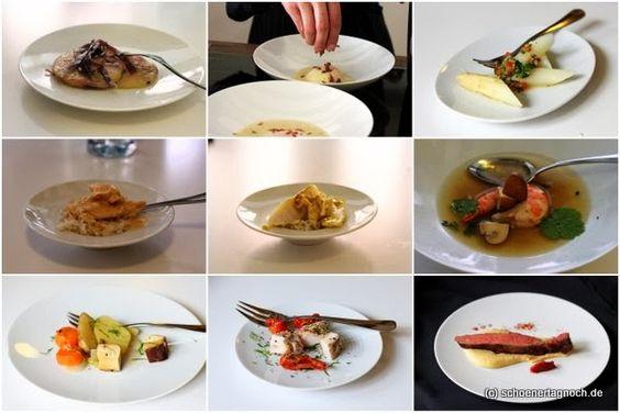 Schöner Tag noch! 9 auf einen Streich - alles #sousvide gegart, vom Onsen Ei über Spargel, Thaicurry, Zander mit Mostrich-Sahne-Sauce, Tom Yang Gum etc.!
