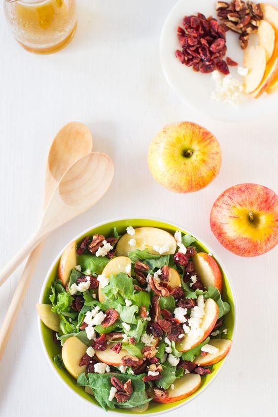 Feta salad, Feta and Pecans on Pinterest