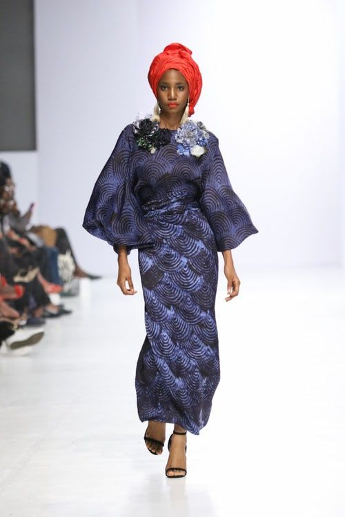 Tiffany Amber African Fabric Clothes Nigerian Fashion Designers Fashion African Fabric