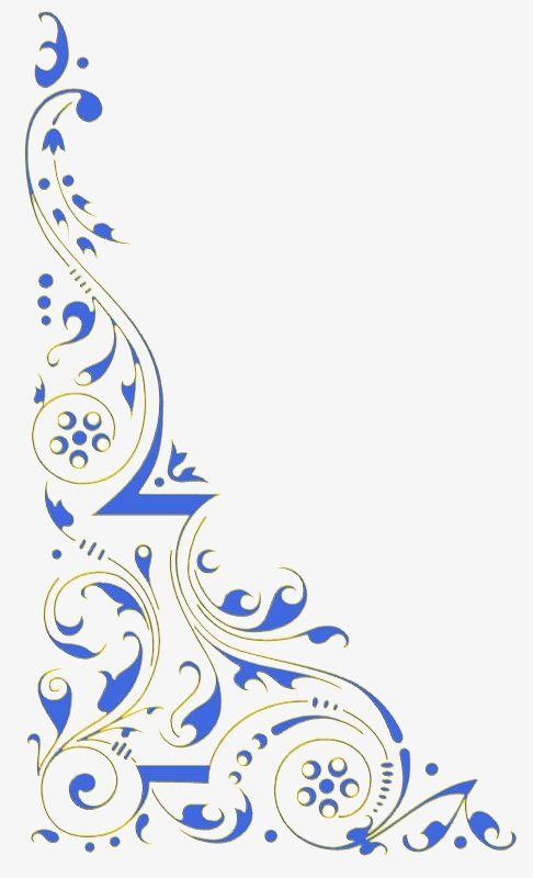 نمط Art Pattern Arabic Calligraphy