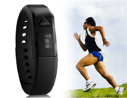 Vidonn X5 IP67 Bluetooth V4.0 Smart Wristband Bracelet with Sports & Sleep Tracking (Black)(shipping from china) Starsky http://www.amazon.com/dp/B00HJ0850Q/ref=cm_sw_r_pi_dp_XBlWtb03BYBE0PYB
