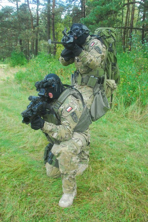 JW AGAT - Polish Special Forces