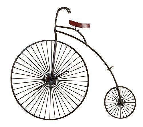 Metal Wall Decorations Art Hanging Set Vintage Bicycle Style Gift For Women Metalwalldecorations Bicycle Wall Art Wall Sculptures Dimensional Wall Art